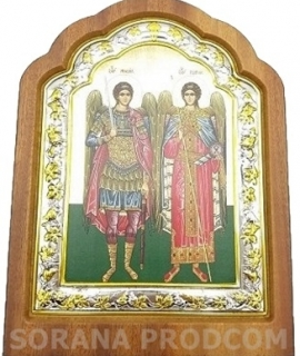 ICOANA 1852-925 SFINTII ARHANGHELI MIHAIL SI GAVRIL