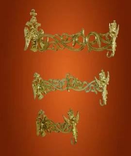 AGATATORI CANDELA ALUMINIU 116-01,02,03