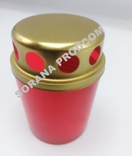 Candela Parafina A01